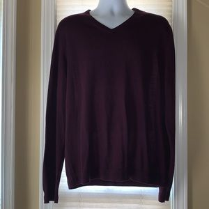 Ted Baker London V Neck Sweater
